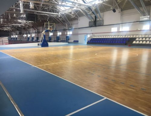 Sala Sport Multifunctionala Voluntari, jud. Ilfov
